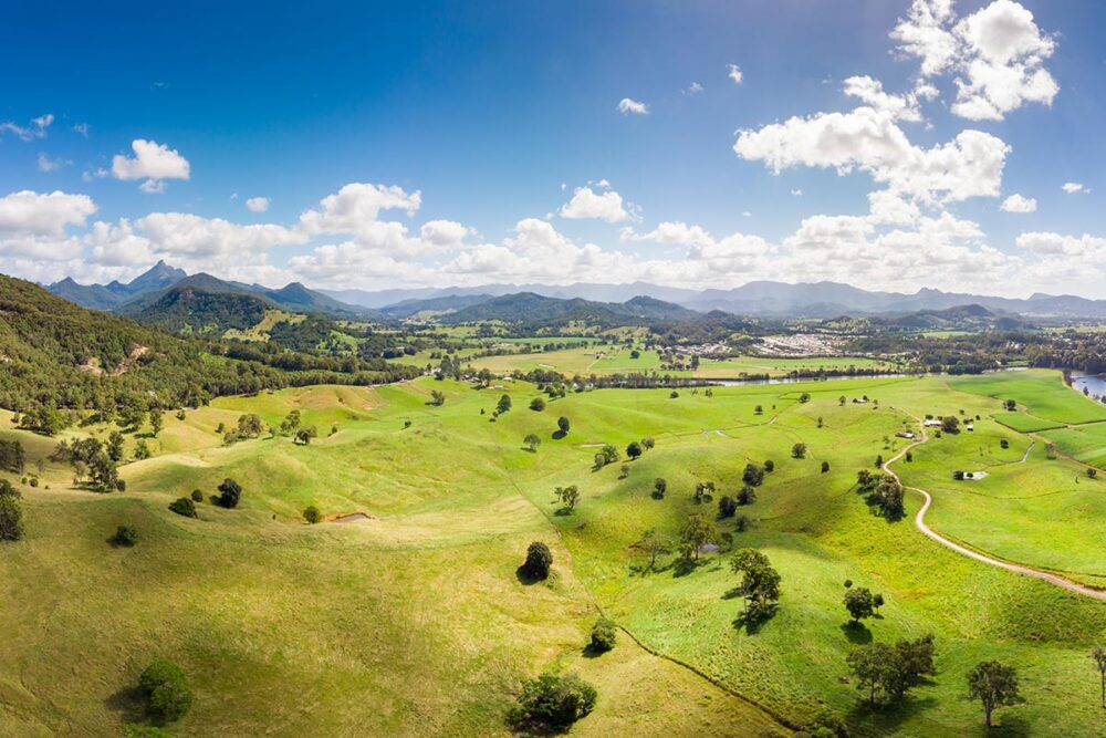 wollumbin national park